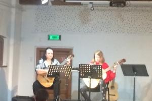 Koncerty v Regionálním muzeu 22. a 28. května 2019